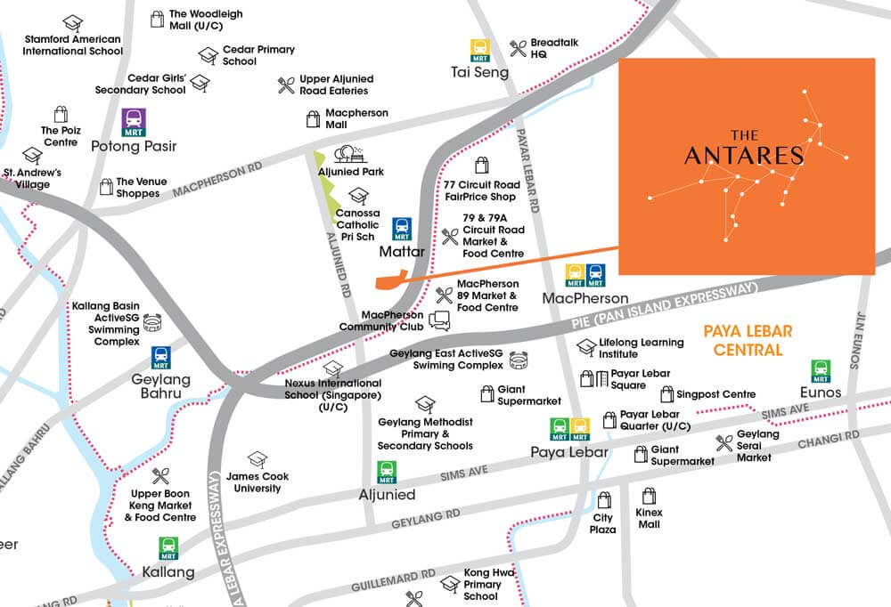 the-antares-location-map-amenities
